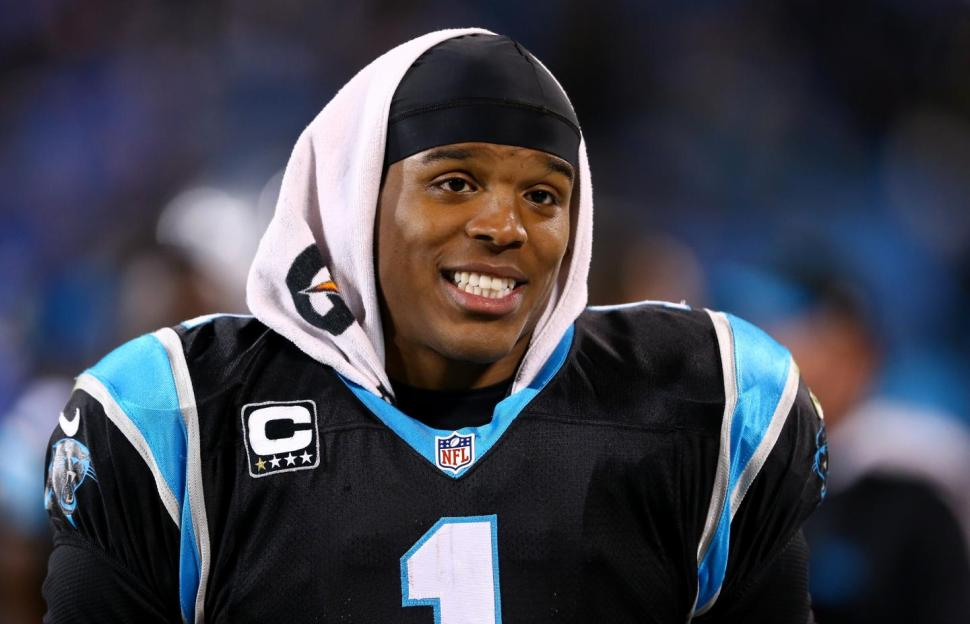Cam Newton Completing 59.8% of Passes in 2015 Season