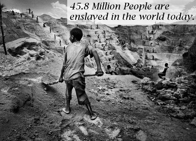 Modern Slavery Is Bigger Than Imagined