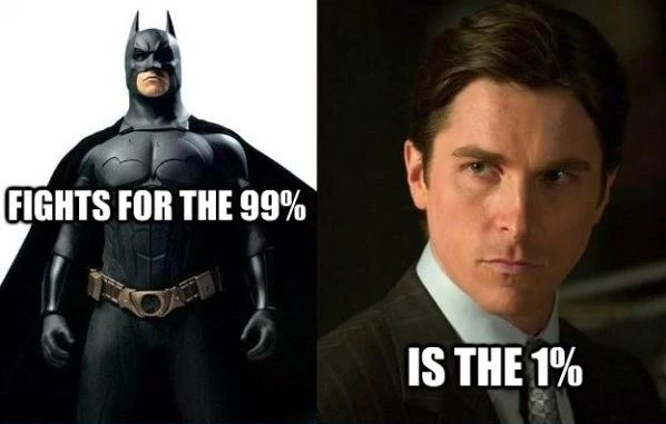 The 1%